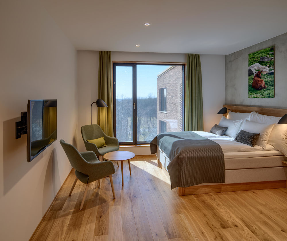 Superior Double Room2 Bed Ydalir Hotel